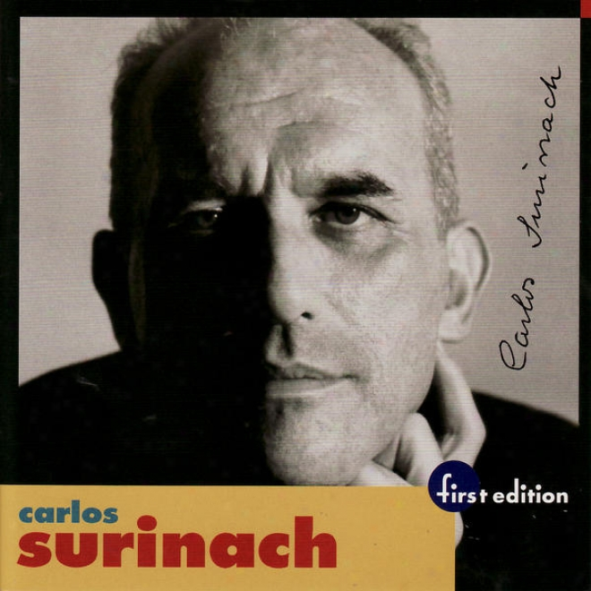 Surinach: Melorhythmic Dramas, Symphonic Variations, Fdria Magica Overture, Sinfonietta Flamenca