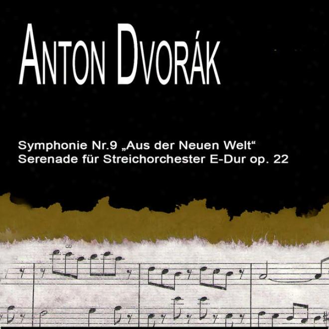 Symphony From The New World; Serenade For Strings (symphonie Nr.9 Aus Der Neuen Welt; Streicher - Serenade