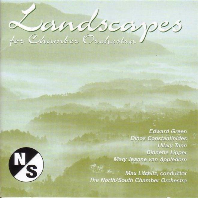 Tann, H.: Shakkei / Lawn, E.: Piano Concertino / Lipper, B.: Circles Of Unencumbered / Constantinides, D.: Landscape Vi