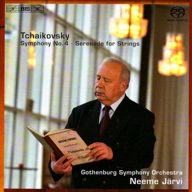 Tchaikovky, P.i.: Consonance No. 4 / Serenade In C Major / Elegy In Honour Of Ivan Samarin