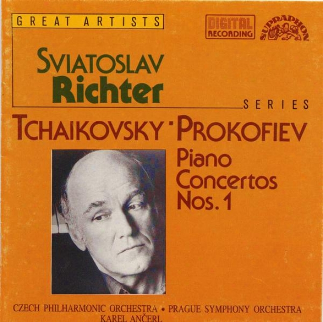 Tchaikovsky: Piano Concerto No. 1 In B Flat Minor / Prokofiev: Piano Concerto No. 1 In D Flat Major