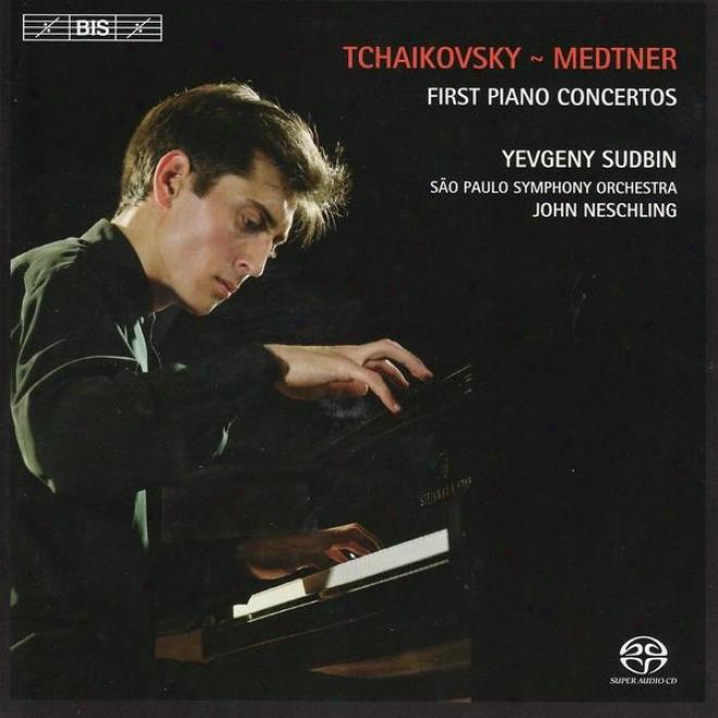 Tchaikovsky; Piano Concerto No. 1 / Medtner: Piano Concerto No. 1 / Liebliches Kind!