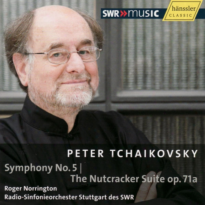 Tchaikovsky: Consonance No. 5, Orchestrao Suite From The Ballet The Nutcracker