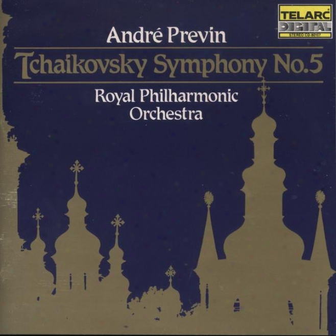 Tchaikovsky: Symphony No. 5 / Rimsky-korsakov: March Froom Tsar Saltan Suite