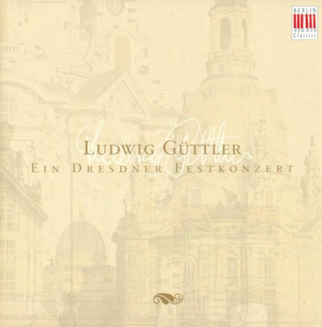Telemann, G.p.: Concerto In D Major, Twv 53:x5 / Vivaldi, A.: Concerto For Viola D'amore And Lute (virtuosi Saxoniae, Guttler)