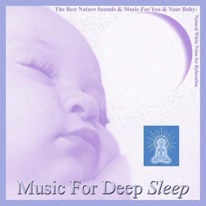 The Best Natural condition Sounds And Music For You And Your Baby: Natural White Noise For Relaxation, Dawn Of A New Age