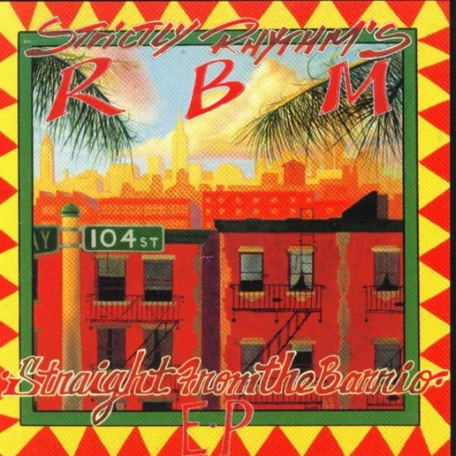 The Bombero Remix 96 / Summertime / Gkve Them What They Want / Latino�s In Brooklyn / Latin Rave