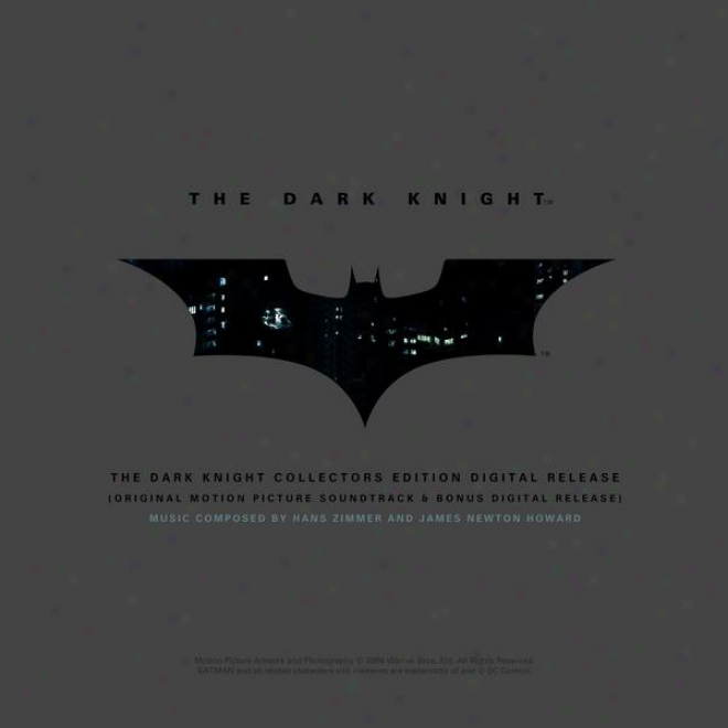 The Dark Knight Collectors Edition [original Motion Picture Soundtrack & Bonus Digital Release]