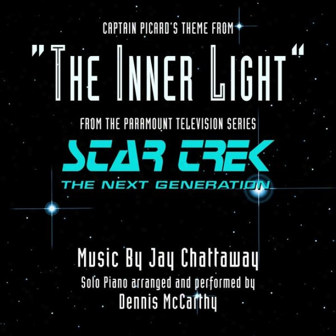 """""""the Inner Light"""" From Star Trek: The Next Generation (piano Solo Version)"""