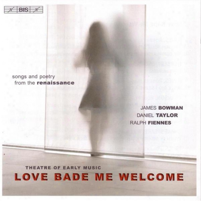 Theatre Of Soon Music: Love Bade Me Greet - Songs And Poetry From The Revival