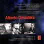 Alberto Ginastera, Serenata Op.42, Sonata Para Violoncello Y Piano Op.49, Pampeana N⺠2 Para Violoncello Y Piano Op.21