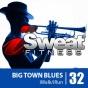 Isweat Fitness Music Vol. 32: Big Town Blues (145 Bpm For Running, Walking, Elliptical, Treadmill, Aerobics, Workout)