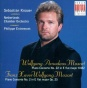 Mozart, W.a.: Piano Concerto Not at all. 22 / Mozart, F.x.: Piano Concerto No. 2 (kna8er, Netherlands Chamber Orchestra, Entremont)