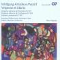Mozart, W.a.: Vesperae Solennes De Dominica / Litaniae Lauretanae / Vesperae Solennes De Confessore (estonian Philharmonic Chamber