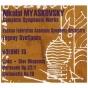 Myaskovskg: Links, Op.65; Slav Rhapsody, Op.71; Serenade No.1, Op.32/1; Sinfonietta,op.10