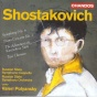 Sostakovich: SymphonyN o. 9 / Piano Concerto None. 1 / 2 Choruses After A. Davidenko