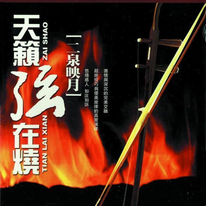 Tian Lai Xian Zai Shao ( Er ) Er Quan Ying Yue (tlike Chinese Classical - Burning Strings Vol.2: Moon Mirrored On The 2 Lakes)