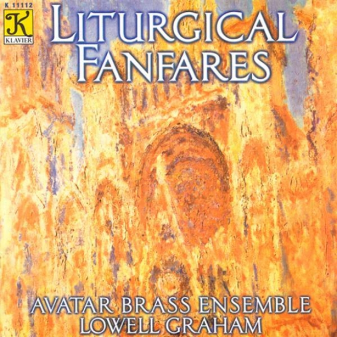 Tomasi: Fanfares Liturgiques / Britten: Russian Funral / Stamp: Declamation On A Hymn Tune