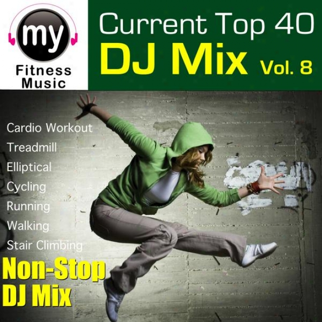 Top 40 Dj Mix Vol 8 (non-stop Mix In spite of Treadmill, Stair Climber, Elliptical, Cycling, Wakking, Exercise)