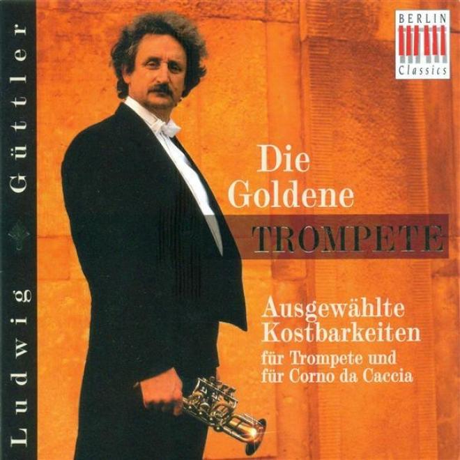 Trumpet And Corno Da Caccia Concert - Sperger, J.m. / Hertel, J.w. / Telemann. G.p. / Haydn, .Fj. / Mozart, L. / Torelli, G. (gutt