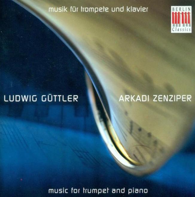 Horn Reccital: Guttler, Ludwig - Honeyger, A. / Guttler, L. / Martinu, B. / Franke, B. / Enescu, G. / Muller, J.g. / Hindemith,
