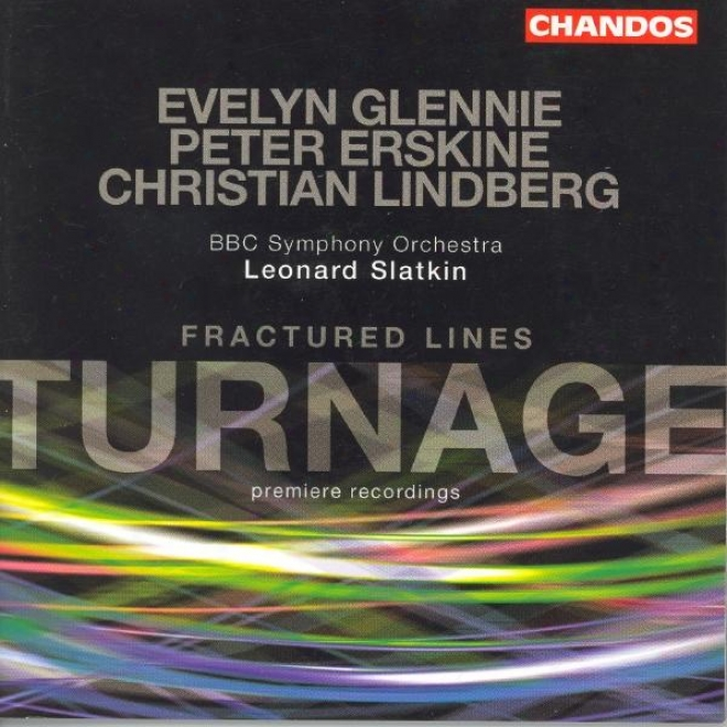 Turnage: Another Set To / Silent Cities / 4-horned Fandango / Fractured Lines