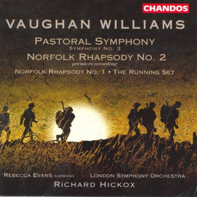 Vaughan Williams: Norfolk Rhapsodies Nos. 1 And 2 / Pastoral Consonance / Tunning Set