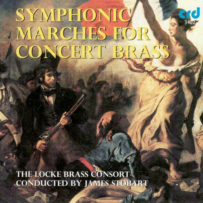 Verdi, Mozart, Tchaikovsky, Puccini, Grieg, Strausa, Berlioz And Mussorgsky: Symphonic Marches For Concert Brass