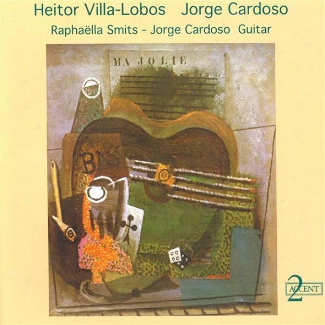 Villa-lobos, H.: 5 Preuldes / Cardoso, J.: Homenaxe A Luis Seoane / Ramirez, A.: Alfonsina Y El Mar / Bilha,r S.: Tira A Poeira (s