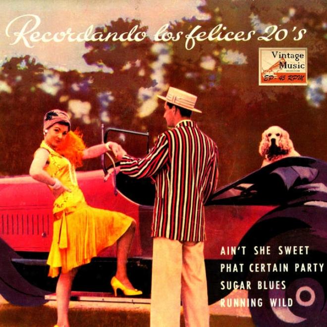 """""""vintage Belle Epoque N⺠12 - pEs Collectors """"""""recordando Los Felices 20', Charleston Vol-2"""""""