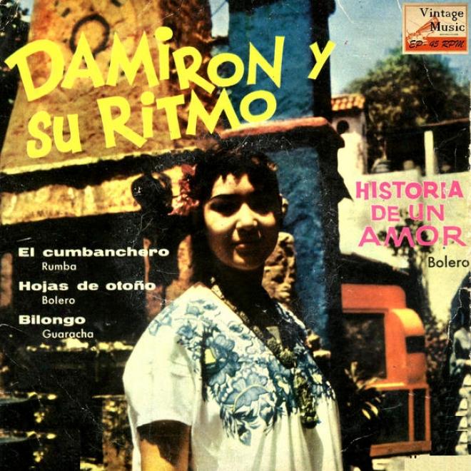 """""""vintage Cuba N⺠49 - Eps Collectors """"""""damiron Y Su Ritmo (piano Y Merengue)"""""""