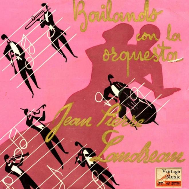 """""""vintage Dance Orchestras Nâº33 - Eps Collectors """"""""bailando Swing Con La Orquesta"""""""