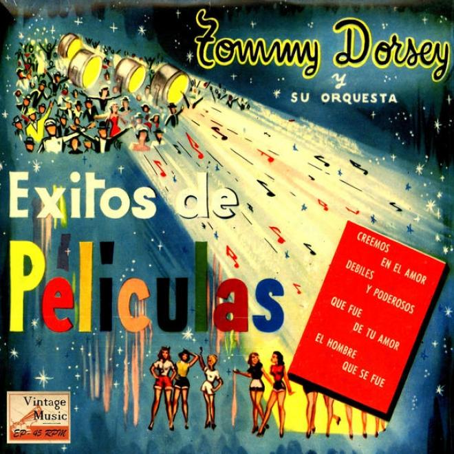 """vintage Dance Orchestras Nâº39 - Eps Collectors """"dancihg By the side of Soundtracks"""