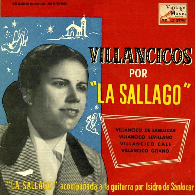 """""""vintage Flamenco Cante Nâº51 - Eps Collectors """"""""villancicos"""""""" """"""""flamenco Chirstmas"""""""