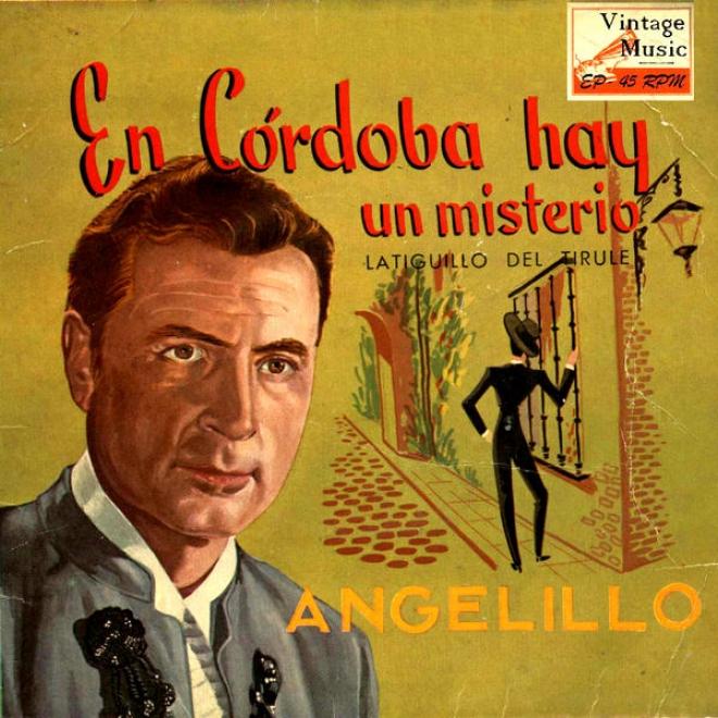 """""""vintage Spanish Song Nâº47 - Eps Collectors """"""""en Cã³rdoba Hay Un Misterio"""""""