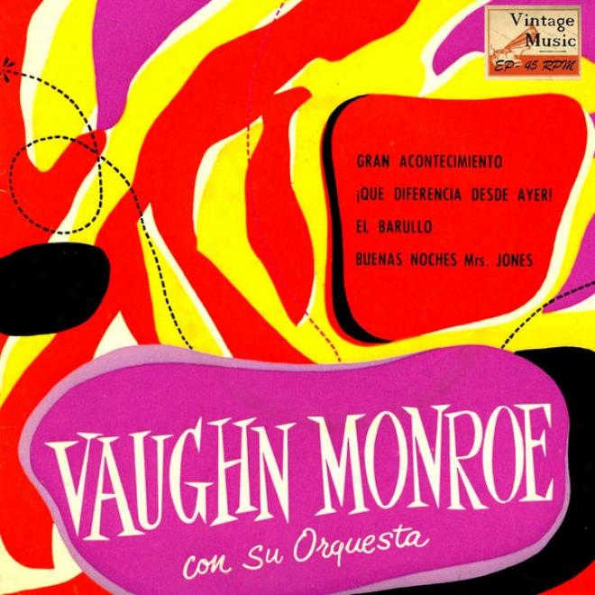"""""""vintage Vocal Jazz / Swing N⺠43 - Eps Collectors """"""""cuando Vuelva A Tu Lado"""""""