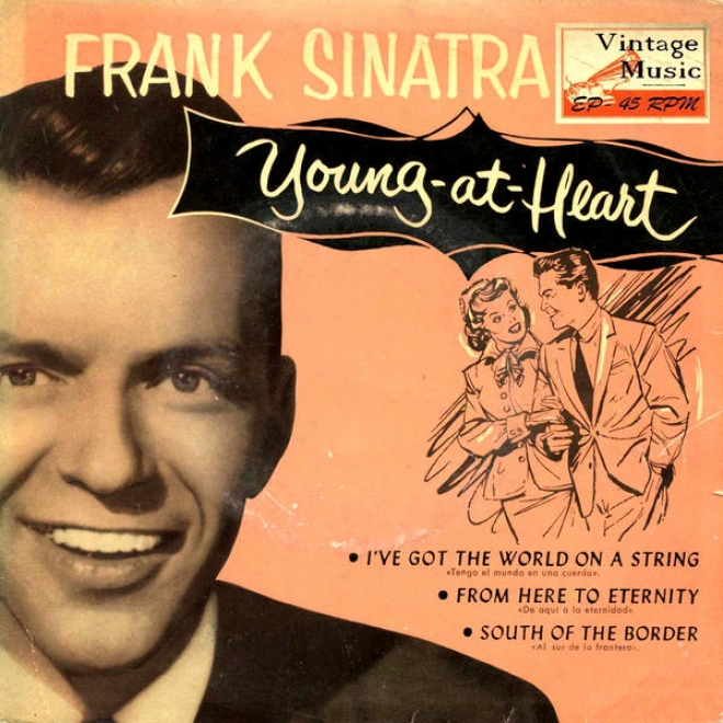 """vintage Vocal Jazz / Swing Nâº15 - Eps Collectors """"young At Heart"""" """"corazã³n Jov3n"""