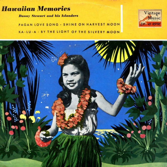 """vintage Worlld N⺠47 - Eps Collectors """"hawaiian Memories"""" (steel Guitar)"""
