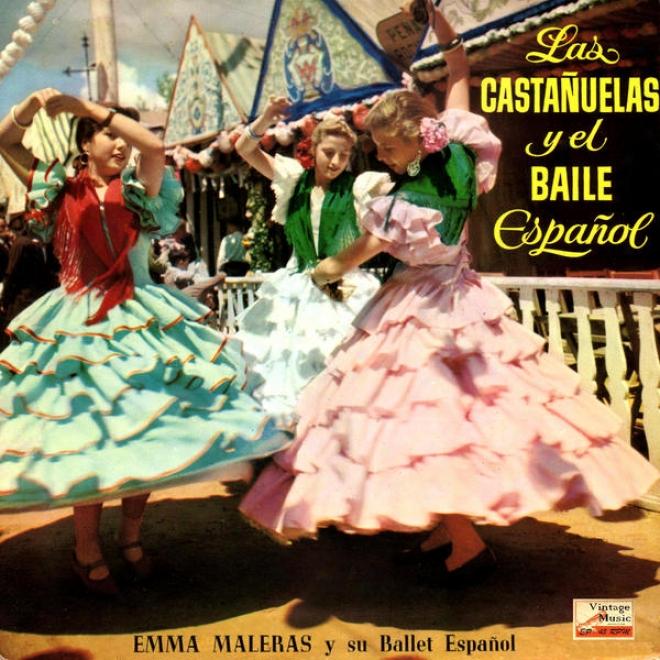 """""""vintage World Nâº5- Eps Collectors (spain) """"""""castaã ±uelas Y El Baile Espaã±ol"""""""