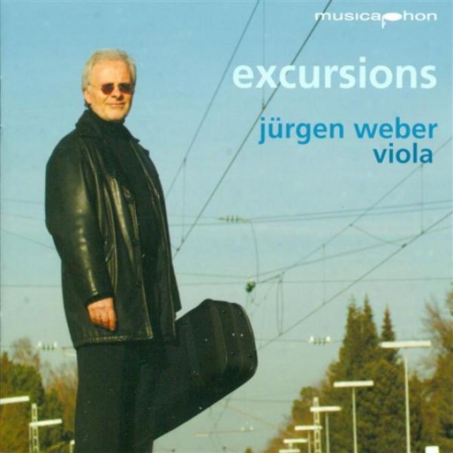 Violin Recital: Weber, Jurgen - Krenek, E. / Penderecki, K. / Klein, G. / Persichetti, V. / Bloch, E. / Bartos, J.z. / Adler, S. (