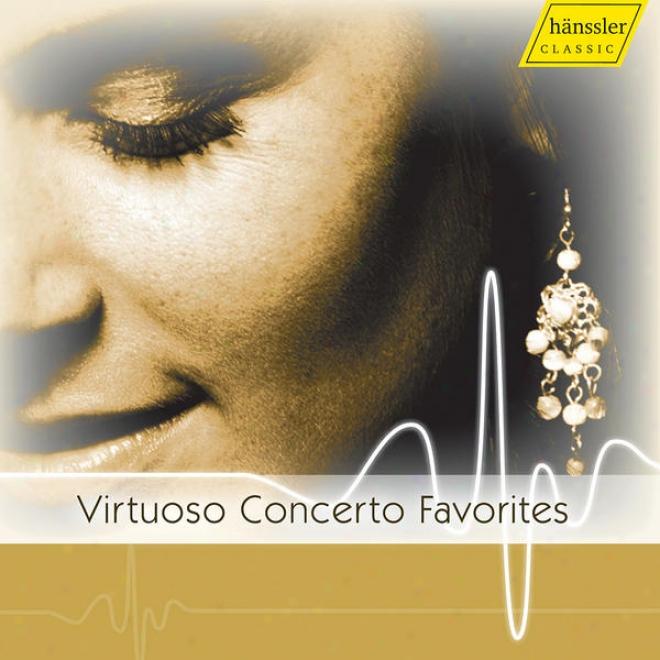 Virtuoso Concerto Favorites - Tchaikovsky, Sibellus, Dvoå™ã¢k & Rachmaninoff