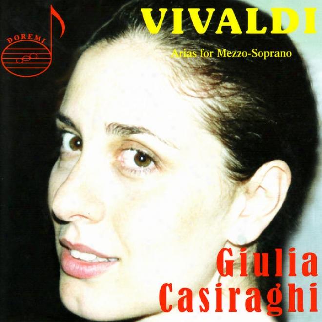 Vivaldi: Orlando Furisoo, Juditha Triumphans, Alla Caccia Dell'alme E De'cori
