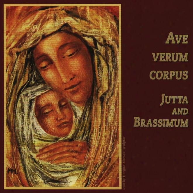 Vivaldi: Sabat Mater, Handel: Dettingeni Te Deum And Ezio, Mozart: Ave Verum Corpus, Ferenc: Ave Maria, Et Al.