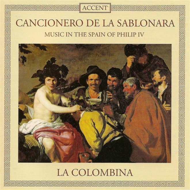 Vocal Music - Romero, M. / Blas De Castro, J. / Diaz, G. / Pujol, J.p. / Rios, A. (music In The Spain Of Philip Iv) (la Colombina)