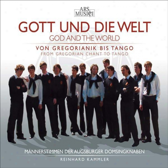 Vocal Music - Tallis, T. / Lasso, O. Di / Staden, J. / Gastoldi, G.g. / Hilton, J. (god And The World) (augsburg Cathedral Boys' C