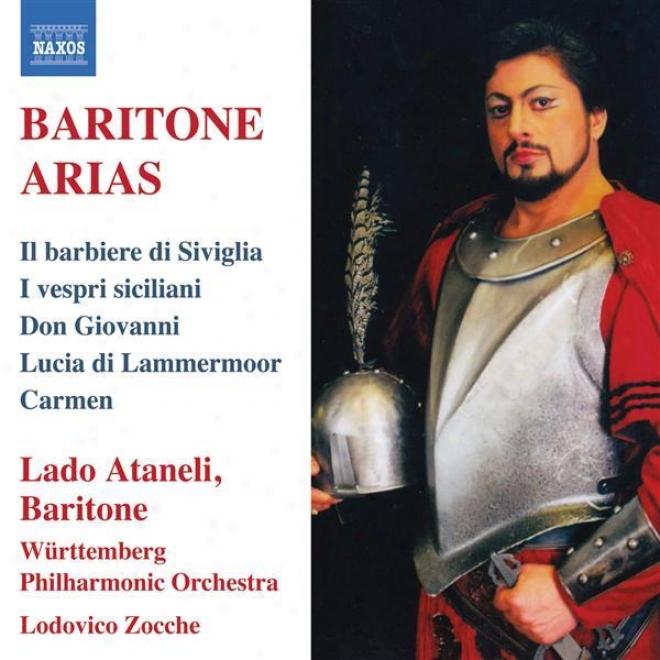 Vocal Recital: Ataneli, Lado - Verdi, G. / Rossini, G. / Mozart, W.a. / Donizetti, G. / Leoncavallo, R. / Massenet, J. / Buzet, G.