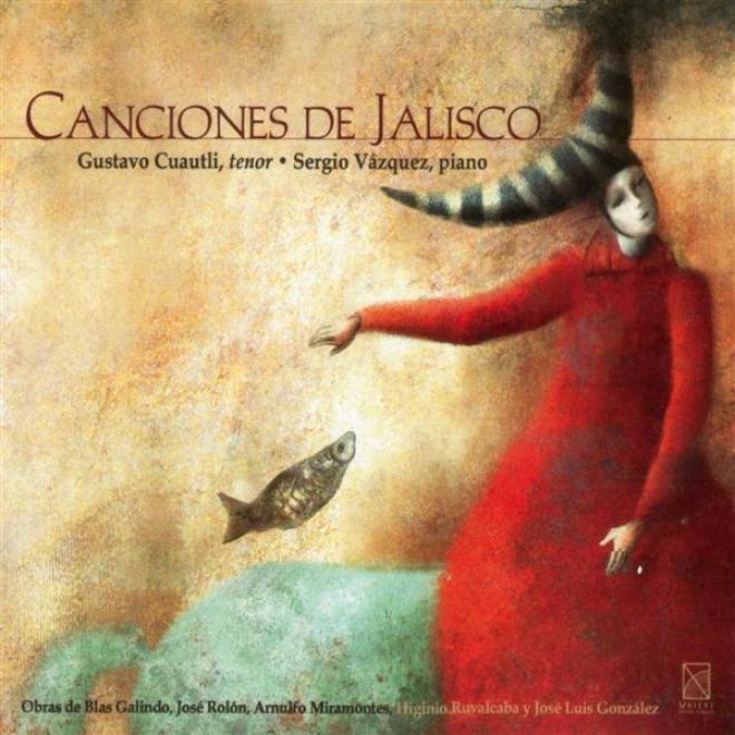 Vocal Recital: Cuautli, Gustavo - Galindo Dimas, B. / Rolon, J. / Miramontes, A. / Ruvalcaba, H. / Gonzalez, J.l.