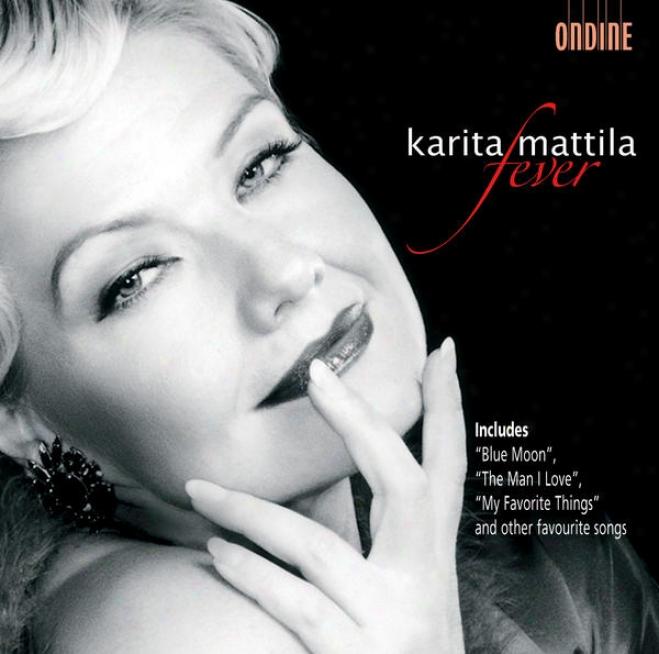 Vocal Recital: Mattila, Karita - Porter, C. / Rodgers, R. / Hart, L / Cooley, E. / Silva, J. / Jobim, A. / Arlen, H. / Gershwin, G