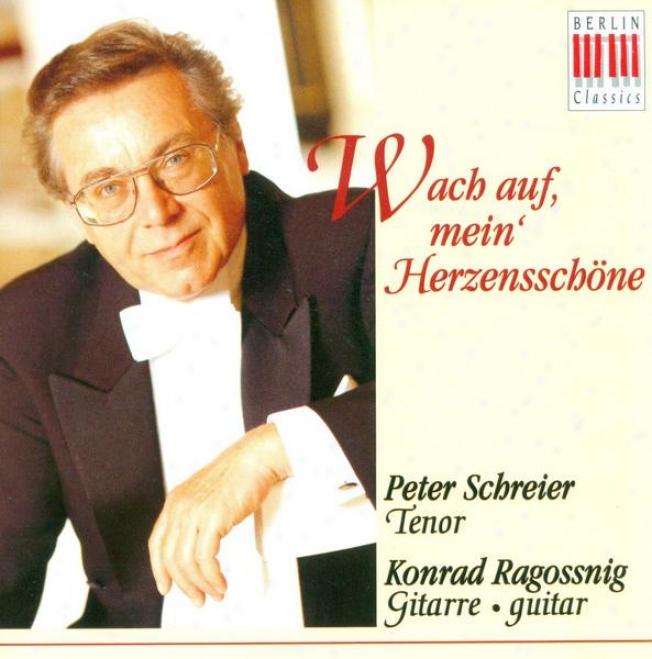 Vocal Recita:l Schreier, Peter - Brahms, J. / Mendelssohn, Felix / Mozart, W.a. / Beethoven, L. Van / Schube5t, F. / Schumann, R.