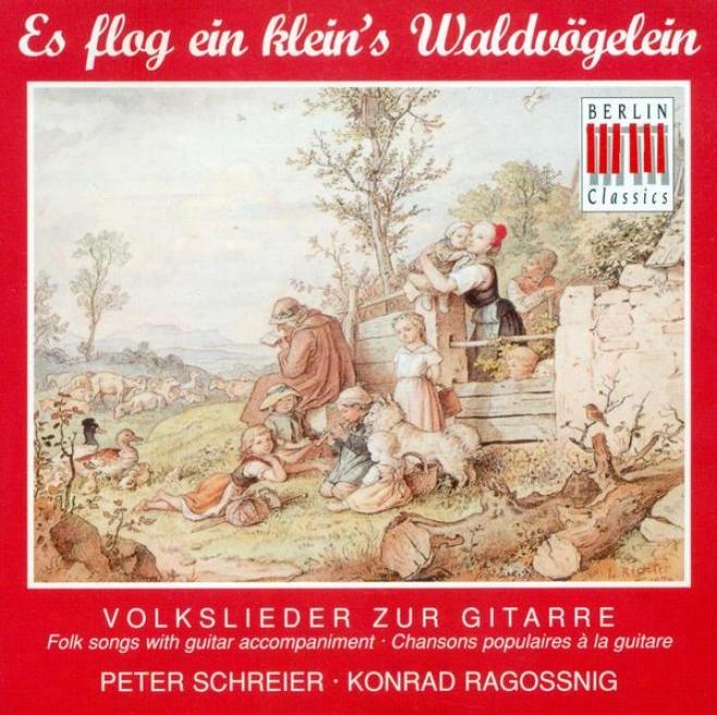 Vocal Recital: Schreier, Peter - Rhau, G. / Reichardt, J.f. / Silcher, .F / Werner, H. / Brandt, J. Vom / Albert, H. / Suder, J. /